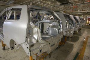 La producción de vehículos en España desciende un 1,2% en el mes de febrero