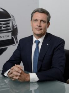 Nissan Europa nombra a Philippe Saillard vicepresidente senior de Ventas y Marketing