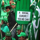 LAS FUERZAS PROGRESISTAS DE LA EUROPA SOCIAL DEBEN PACTAR EL GOBIERNO Y LAS POLÍTICAS COMUNITARIAS