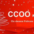 CCOO Nissan os desea Felices Fiestas!!