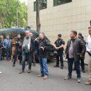 Concentraciones HOY jueves en la calle Sepulveda