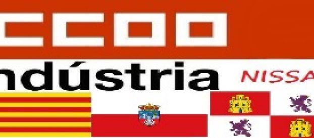 LA SECCIÓN SINDICAL INTERCENTROS DE CCOO NISSAN EXIGE CARGAS DE TRABAJO QUE ASEGUREN LA CONTINUIDAD DE TODOS LOS CENTROS DE TRABAJO EN ESPAÑA
