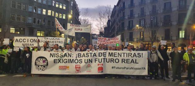 COMITÉS DE EMPRESA NISSAN INFORMAN